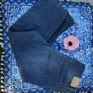 👖 Anne Klein Slim Capri Denim Jeans NWT